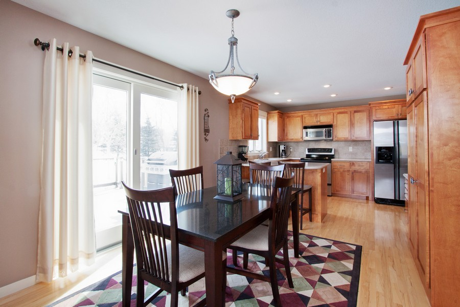 Real Estate Photography - 925 Sadies Lane, Hudson, WI, 54016 - Kitchen