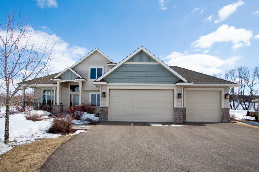 Real Estate Photography - 925 Sadies Lane, Hudson, WI, 54016 - Front View