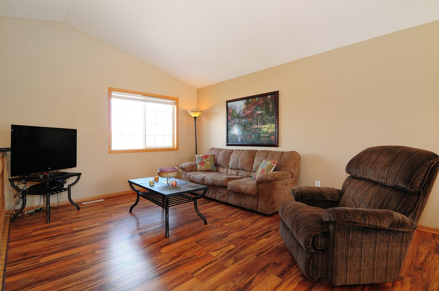 Real Estate Photography - 1415 4th Ave., Baldwin, WI, 54002 - Living Room