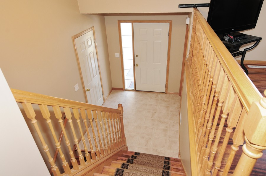 Real Estate Photography - 1415 4th Ave., Baldwin, WI, 54002 - Foyer