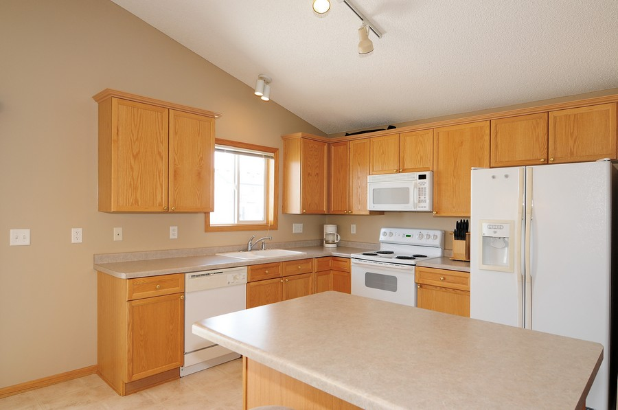 Real Estate Photography - 1415 4th Ave., Baldwin, WI, 54002 - Kitchen