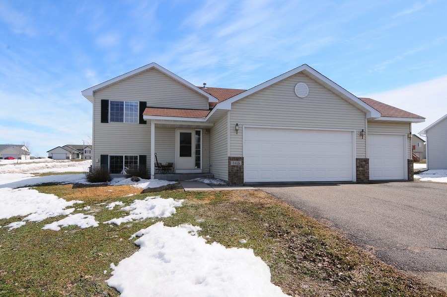 Real Estate Photography - 1415 4th Ave., Baldwin, WI, 54002 - Front View