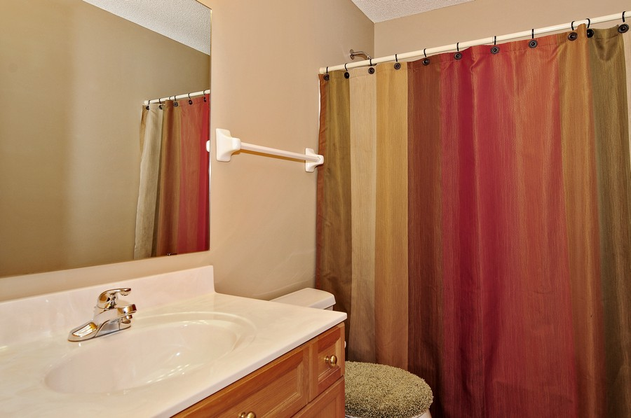 Real Estate Photography - 1415 4th Ave., Baldwin, WI, 54002 - Bathroom