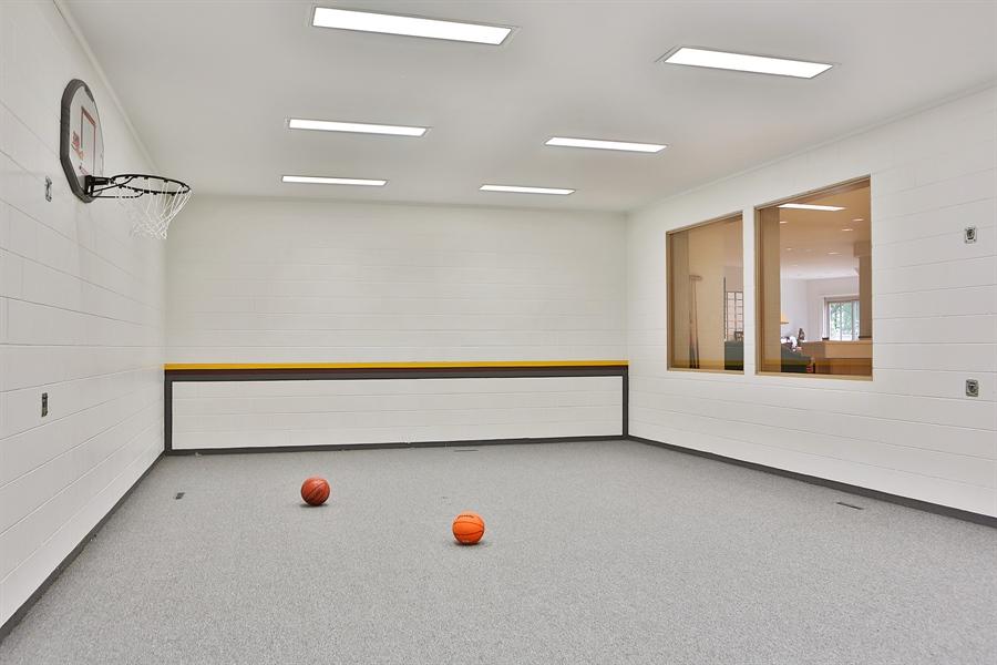 Real Estate Photography - 3560 Fairway Court, Minnetonka, MN, 55305 - Gym