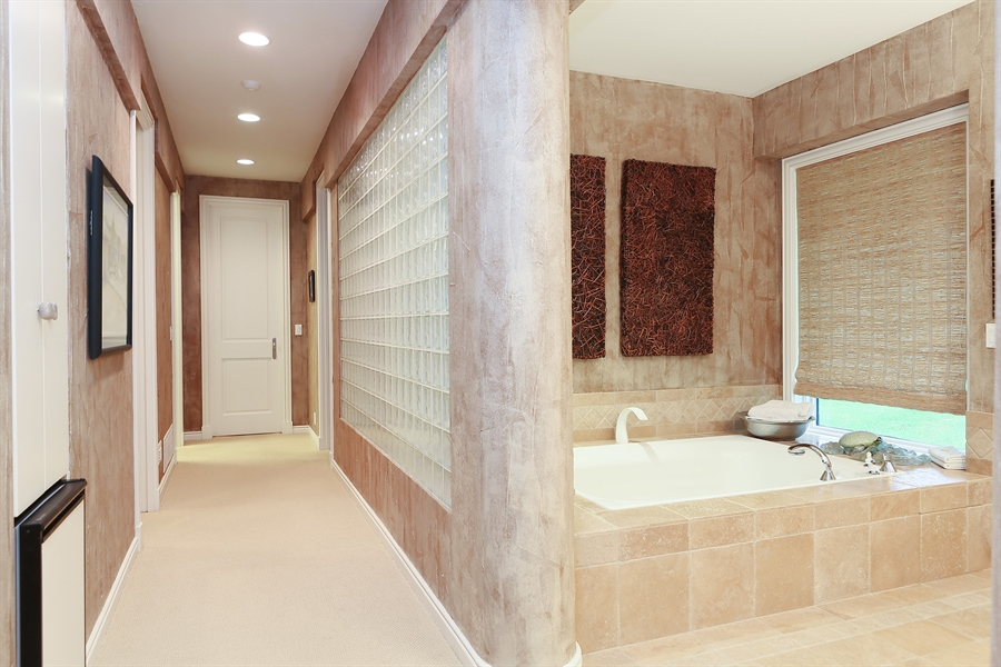 Real Estate Photography - 3560 Fairway Court, Minnetonka, MN, 55305 - Master Bathroom