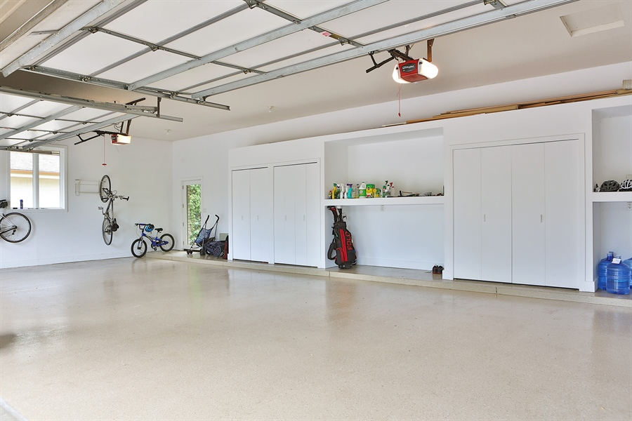 Real Estate Photography - 3560 Fairway Court, Minnetonka, MN, 55305 - Garage