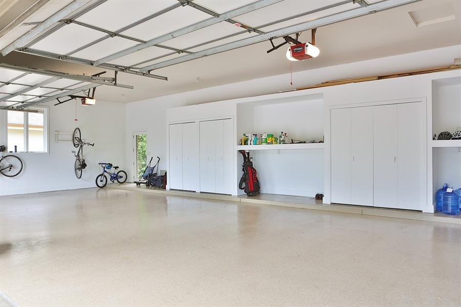 Real Estate Photography - 3560 Fairway Court, Minnetonka, MN, 55305 - Garage