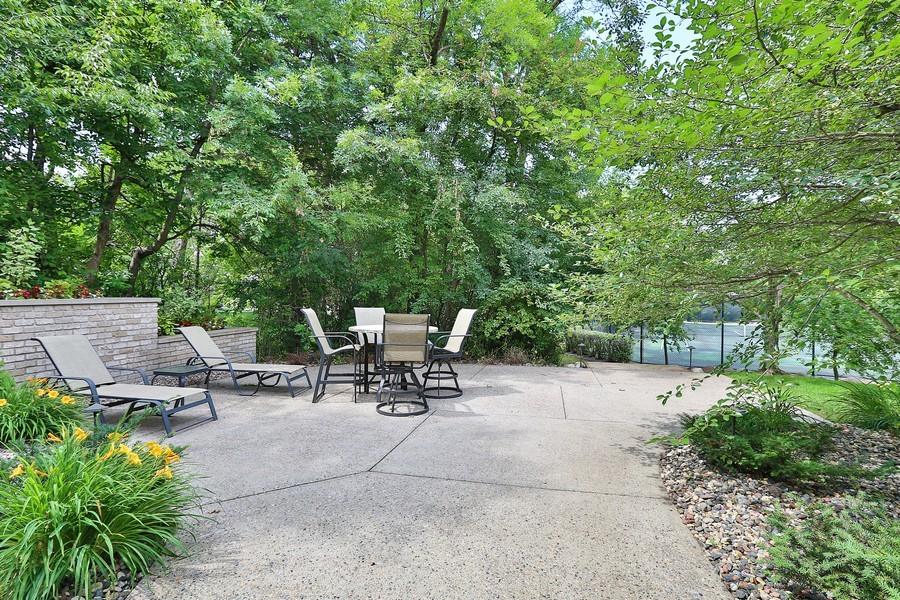 Real Estate Photography - 3560 Fairway Court, Minnetonka, MN, 55305 - Patio