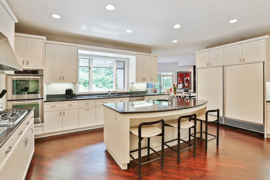 Real Estate Photography - 3560 Fairway Court, Minnetonka, MN, 55305 - Kitchen