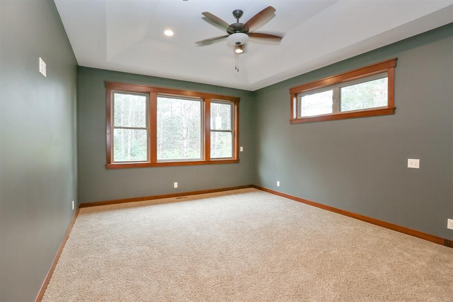Real Estate Photography - 671 Pine Timber Lane, Hudson, WI, 54016 - Master Bedroom