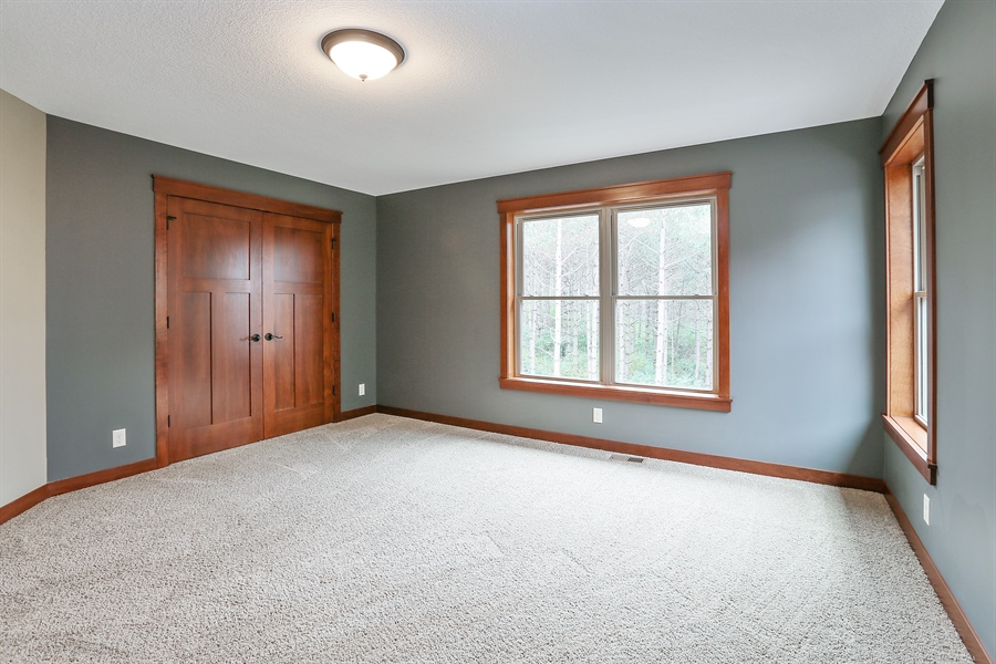 Real Estate Photography - 671 Pine Timber Lane, Hudson, WI, 54016 - 2nd Bedroom