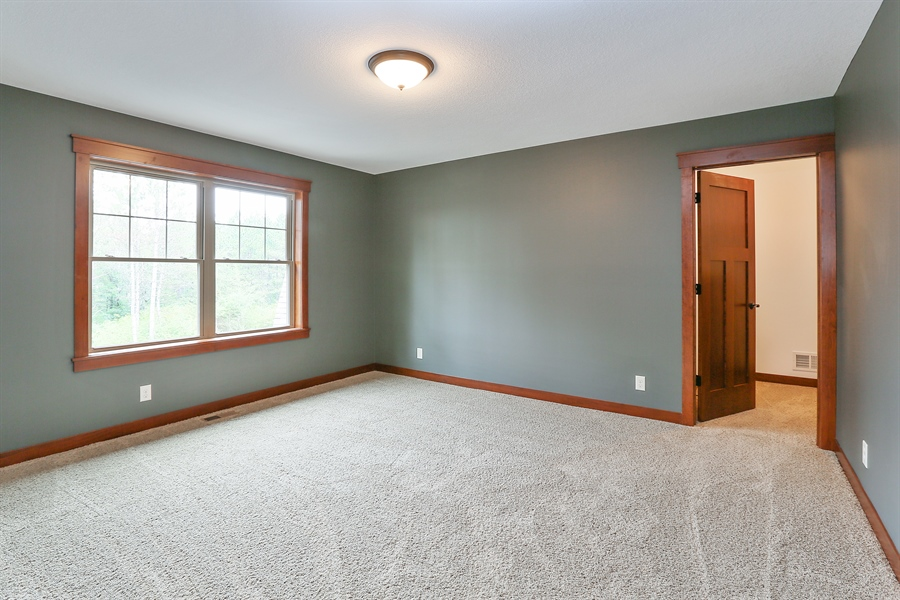 Real Estate Photography - 671 Pine Timber Lane, Hudson, WI, 54016 - 3rd Bedroom