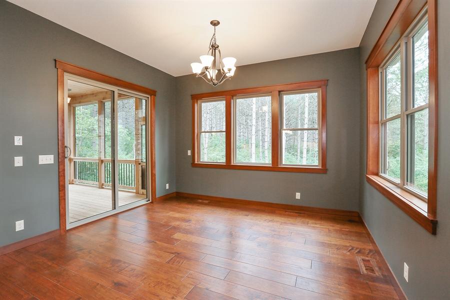 Real Estate Photography - 671 Pine Timber Lane, Hudson, WI, 54016 - Dining Room