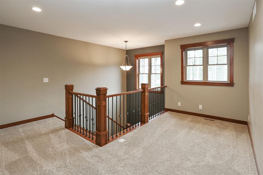 Real Estate Photography - 671 Pine Timber Lane, Hudson, WI, 54016 - Loft