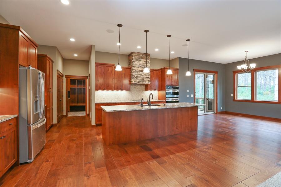 Real Estate Photography - 671 Pine Timber Lane, Hudson, WI, 54016 - Kitchen