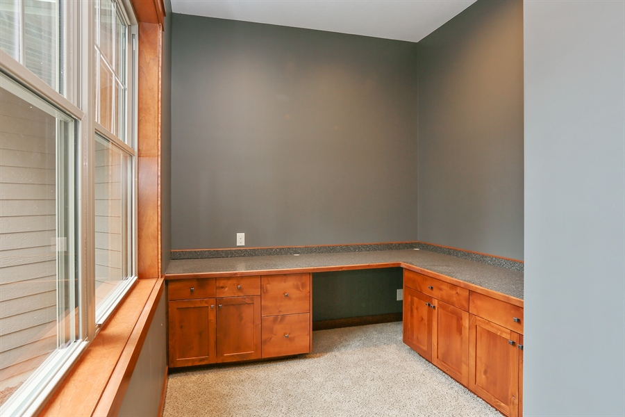Real Estate Photography - 671 Pine Timber Lane, Hudson, WI, 54016 - Office