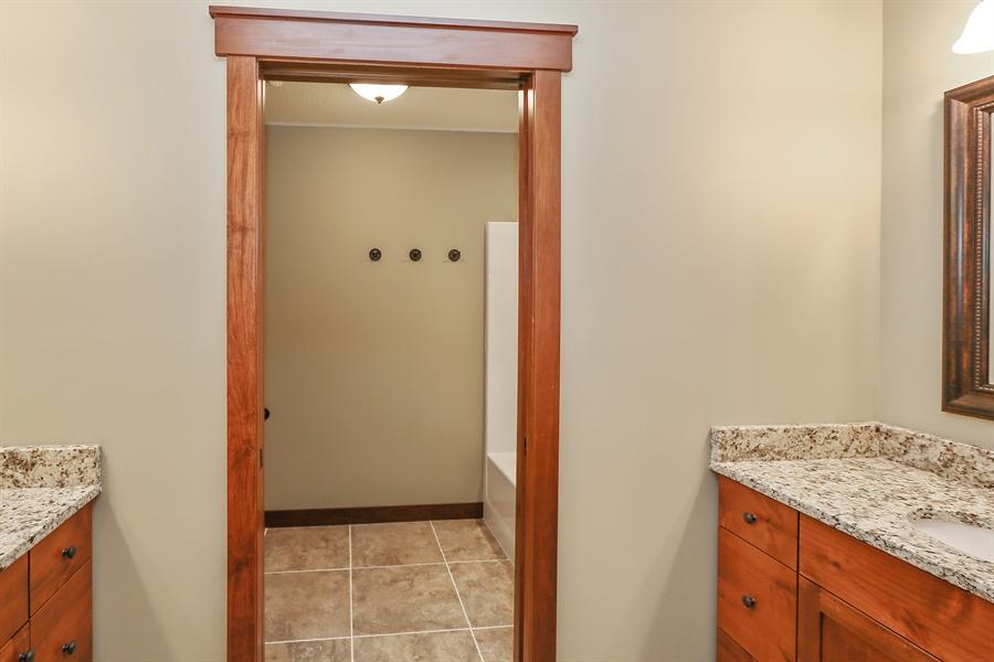 Real Estate Photography - 671 Pine Timber Lane, Hudson, WI, 54016 - Bathroom