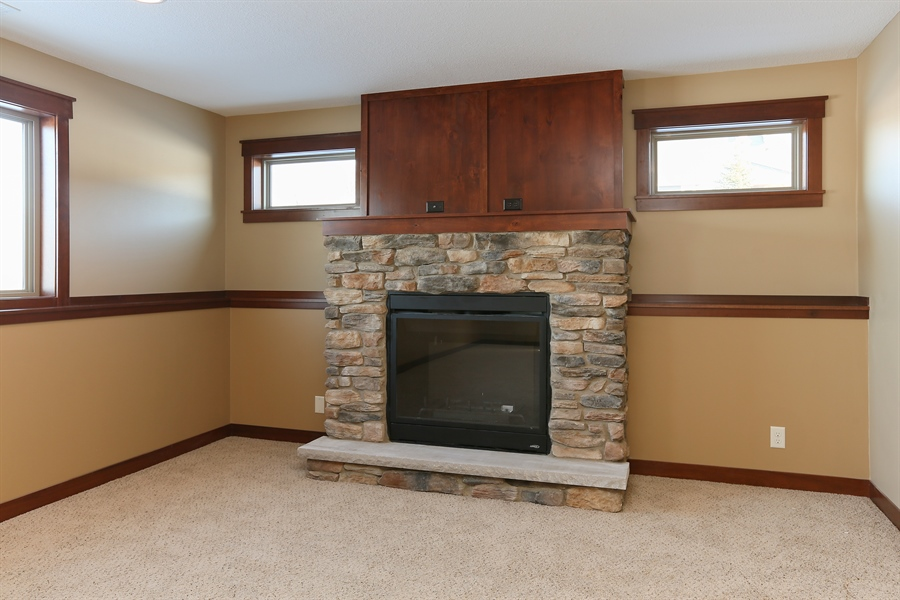 Real Estate Photography - 870 Yost Drive, Hudson, WI, 54016 - Lower Level