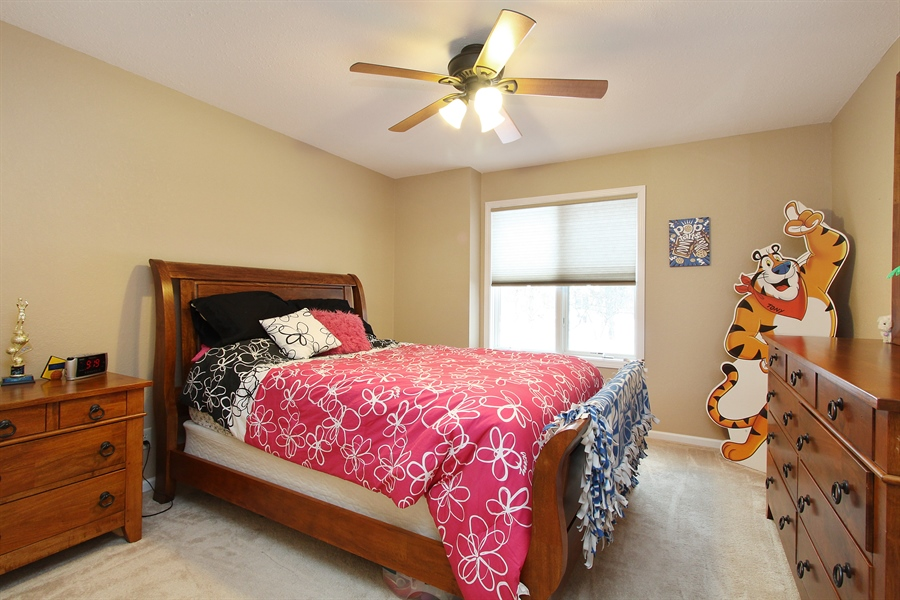 Real Estate Photography - 681 Cottage Lane, Hudson, WI, 54016 - 2nd Bedroom
