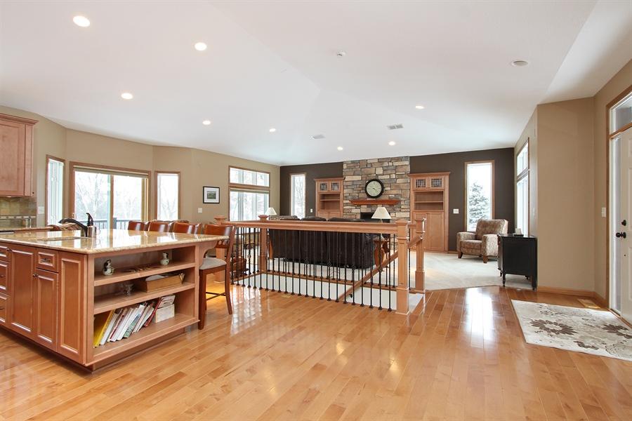 Real Estate Photography - 681 Cottage Lane, Hudson, WI, 54016 - Foyer