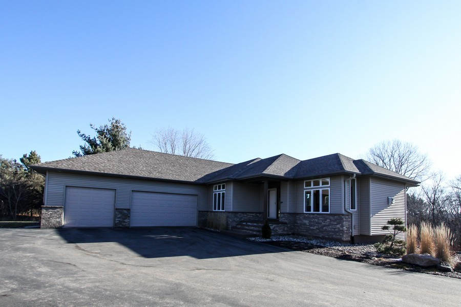 Real Estate Photography - 681 Cottage Lane, Hudson, WI, 54016 - Front View