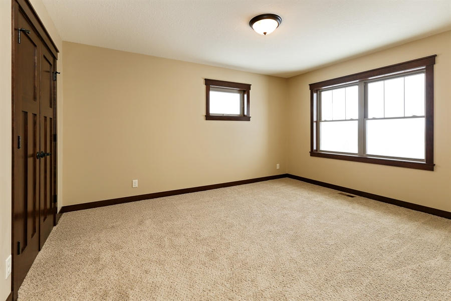 Real Estate Photography - 582 Schwalen DR, Hudson, WI, 54016 - 2nd Bedroom
