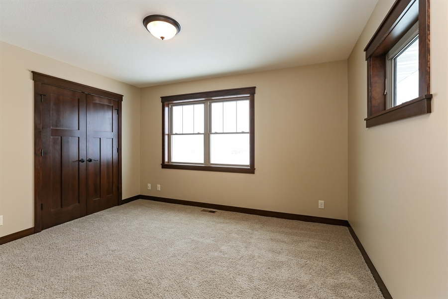 Real Estate Photography - 582 Schwalen DR, Hudson, WI, 54016 - 3rd Bedroom