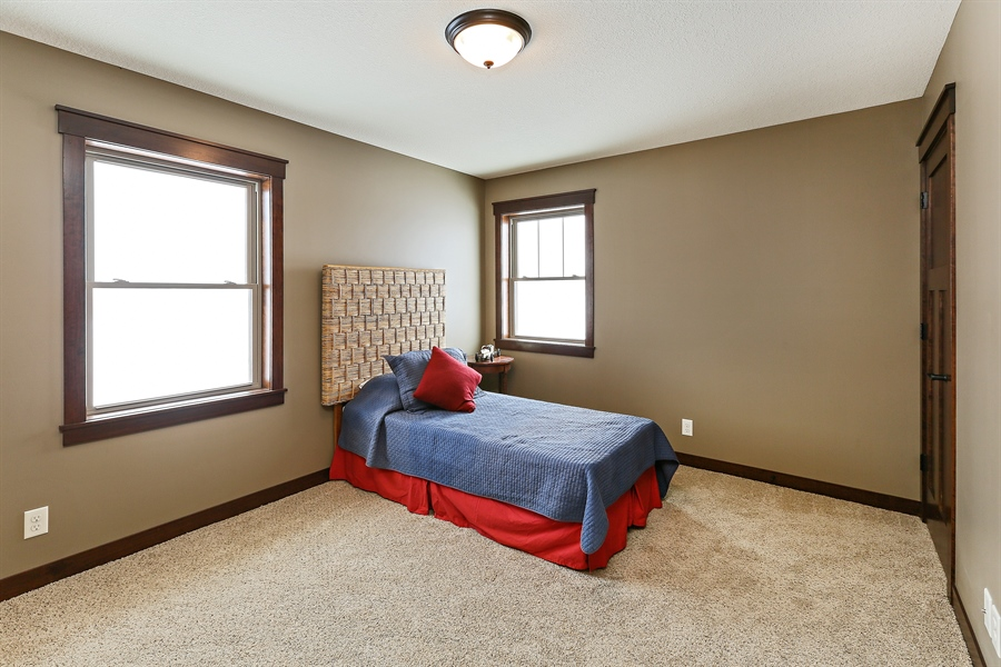 Real Estate Photography - 582 Schwalen DR, Hudson, WI, 54016 - 4th Bedroom