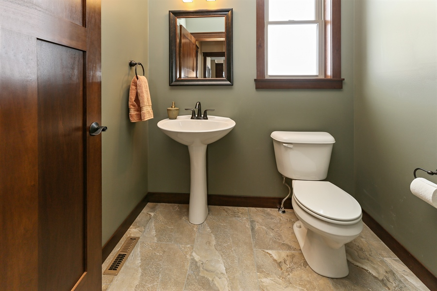 Real Estate Photography - 582 Schwalen DR, Hudson, WI, 54016 - Bathroom