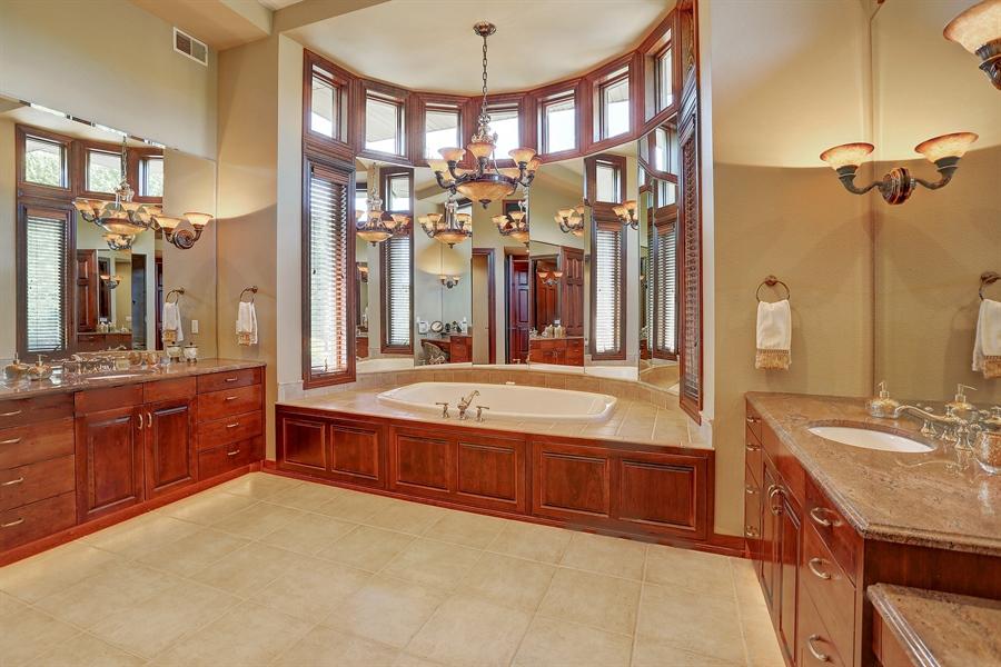 Real Estate Photography - 9720 Towering Oaks, Prior Lake, MN, 55372 - Master Bathroom