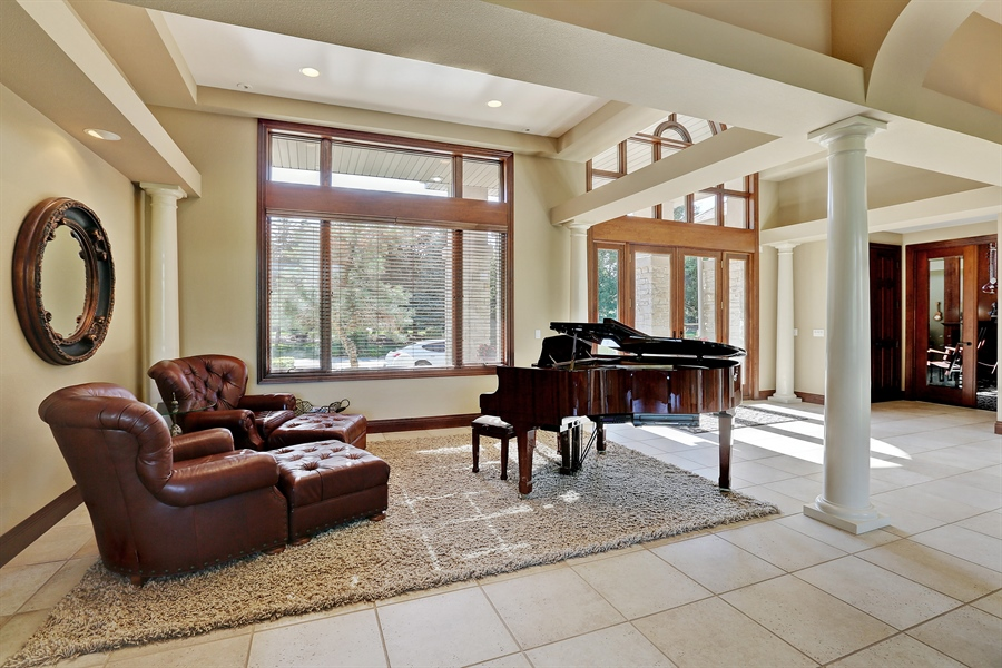 Real Estate Photography - 9720 Towering Oaks, Prior Lake, MN, 55372 - Music Room