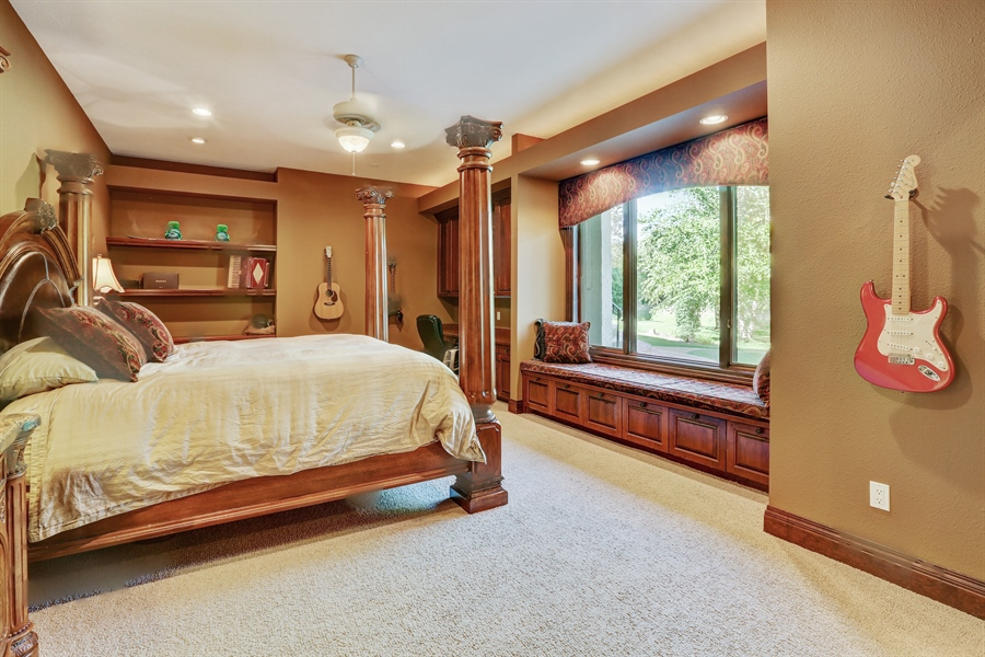 Real Estate Photography - 9720 Towering Oaks, Prior Lake, MN, 55372 - 3rd Bedroom