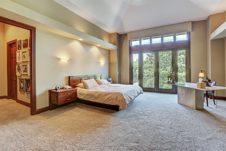 Real Estate Photography - 9720 Towering Oaks, Prior Lake, MN, 55372 - Master Bedroom