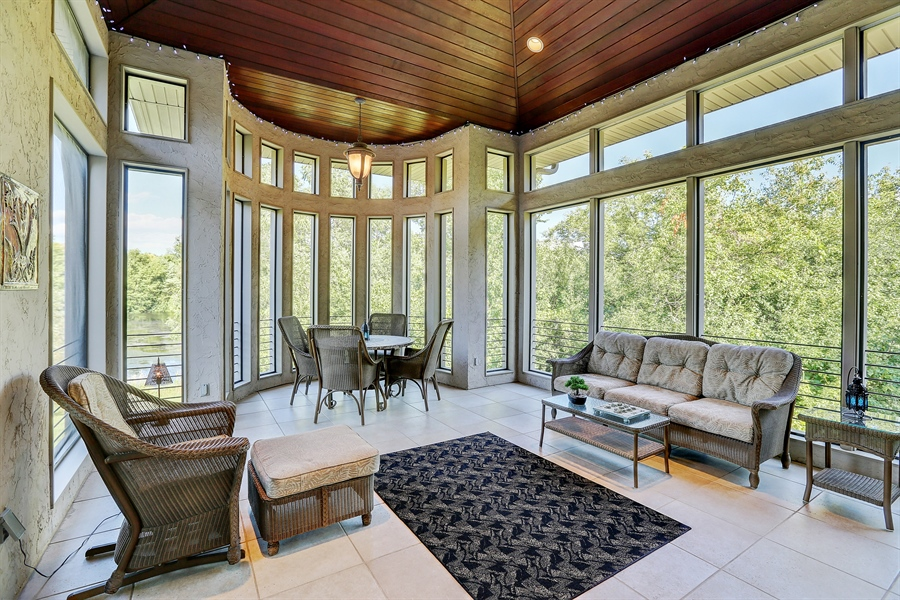 Real Estate Photography - 9720 Towering Oaks, Prior Lake, MN, 55372 - Sun Room