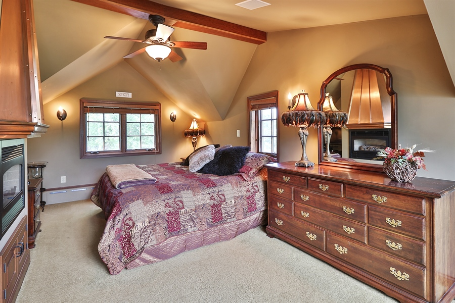 Real Estate Photography - 5709 Clinton Ave S, Minneapolis, MN, 55419 - Master Bedroom