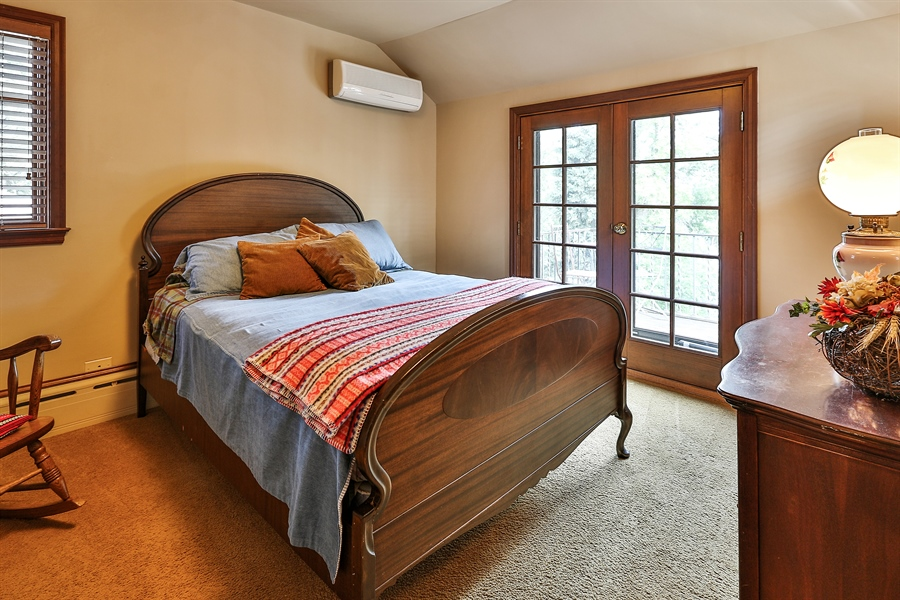 Real Estate Photography - 5709 Clinton Ave S, Minneapolis, MN, 55419 - 2nd Bedroom