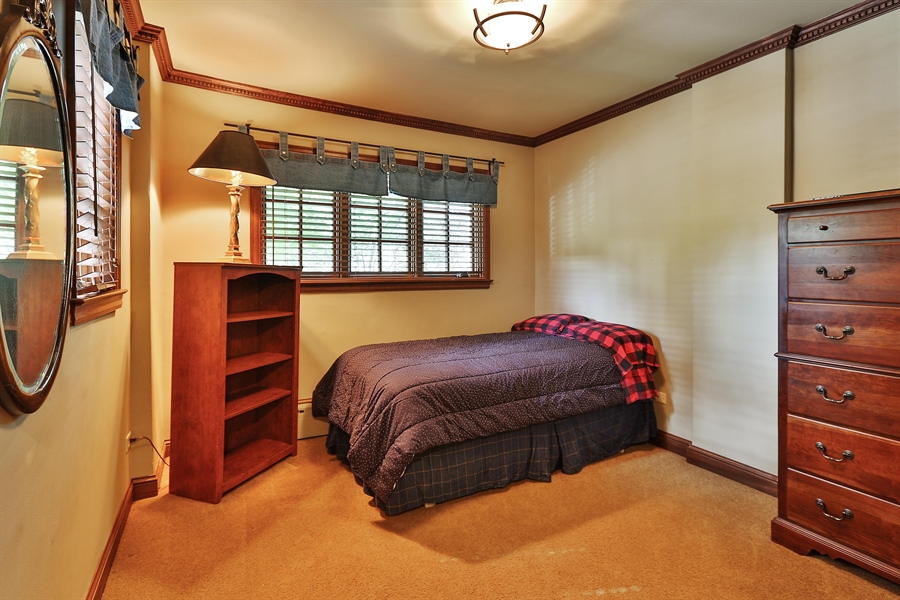 Real Estate Photography - 5709 Clinton Ave S, Minneapolis, MN, 55419 - 3rd Bedroom