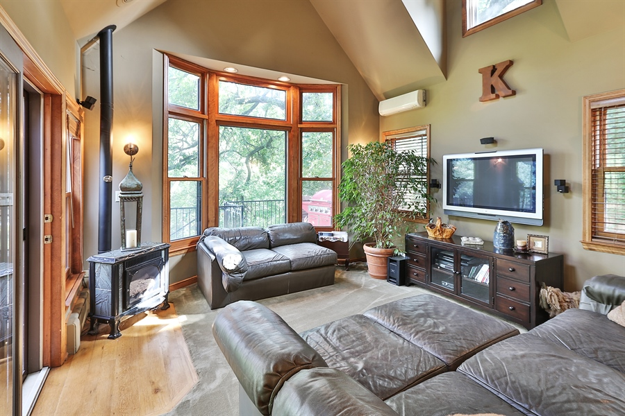 Real Estate Photography - 5709 Clinton Ave S, Minneapolis, MN, 55419 - Family Room Main View