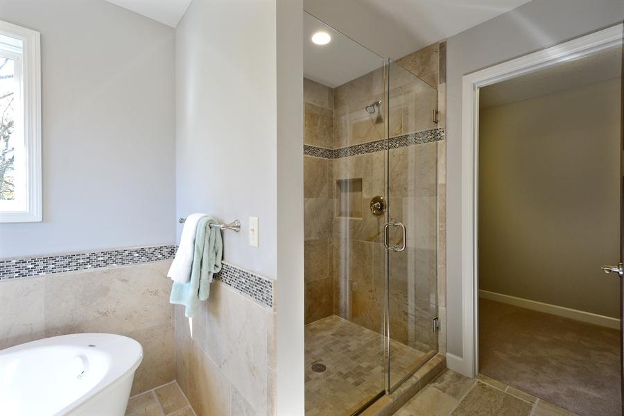 Real Estate Photography - 12151 Sunnybrook Rd, Eden Prairie, MN, 55347 - Master Bathroom
