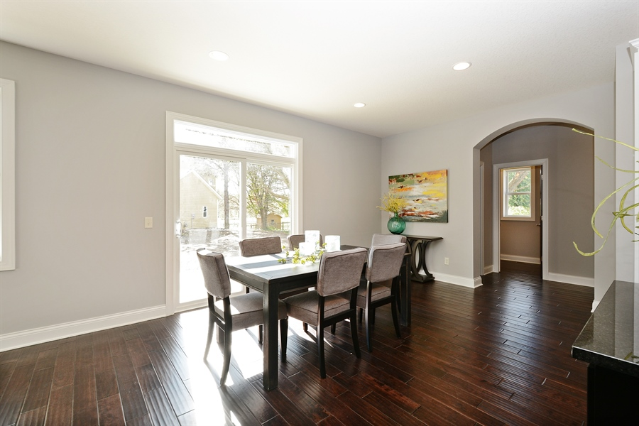 Real Estate Photography - 12151 Sunnybrook Rd, Eden Prairie, MN, 55347 - Dining Room