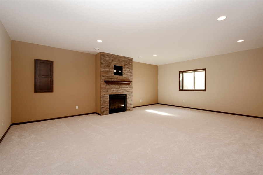 Real Estate Photography - 12151 Sunnybrook Rd, Eden Prairie, MN, 55347 - Family Room