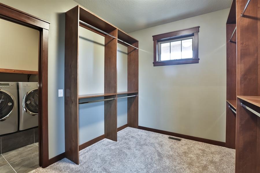 Real Estate Photography - 593 Schwalen Dr, Hudson, WI, 54016 - Den