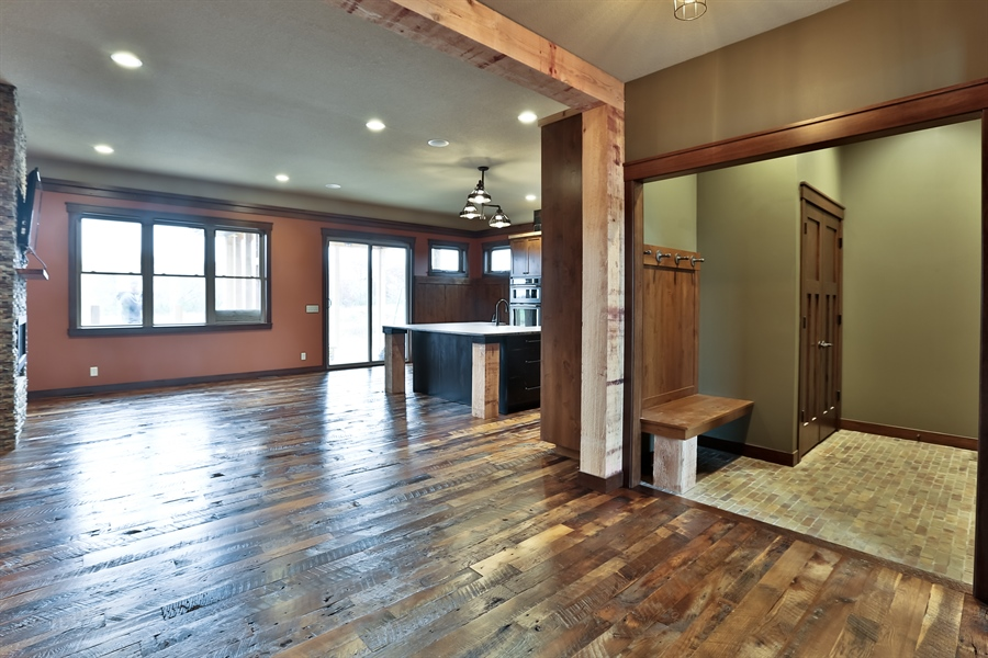 Real Estate Photography - 593 Schwalen Dr, Hudson, WI, 54016 - Entryway