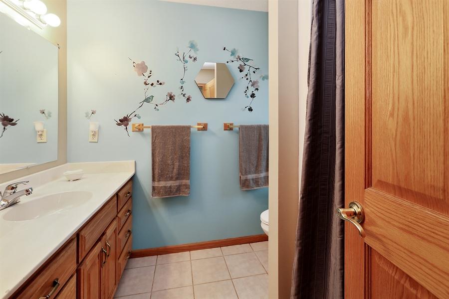 Real Estate Photography - 1060 Cottonwood Dr, Hudson, WI, 54016 - Master Bathroom