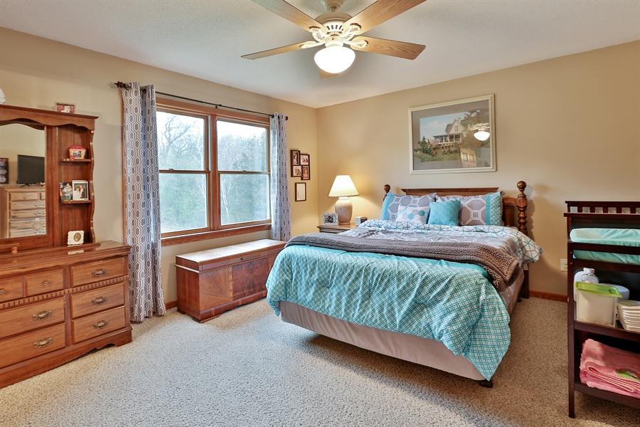 Real Estate Photography - 1060 Cottonwood Dr, Hudson, WI, 54016 - Master Bedroom