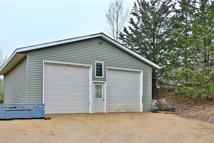 Real Estate Photography - 1060 Cottonwood Dr, Hudson, WI, 54016 - Garage