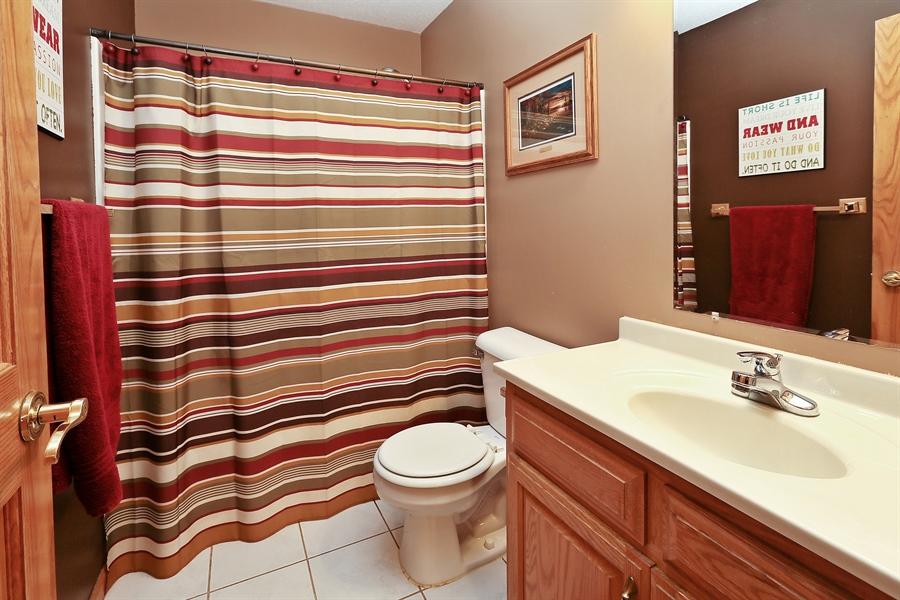 Real Estate Photography - 1060 Cottonwood Dr, Hudson, WI, 54016 - Bathroom