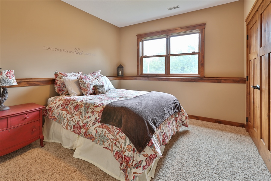 Real Estate Photography - 369A Milwaukee Rd, Hudson, WI, 54016 - 4th Bedroom