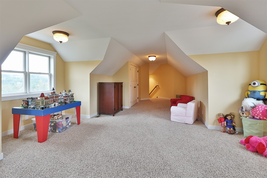 Real Estate Photography - 369A Milwaukee Rd, Hudson, WI, 54016 - Family Room