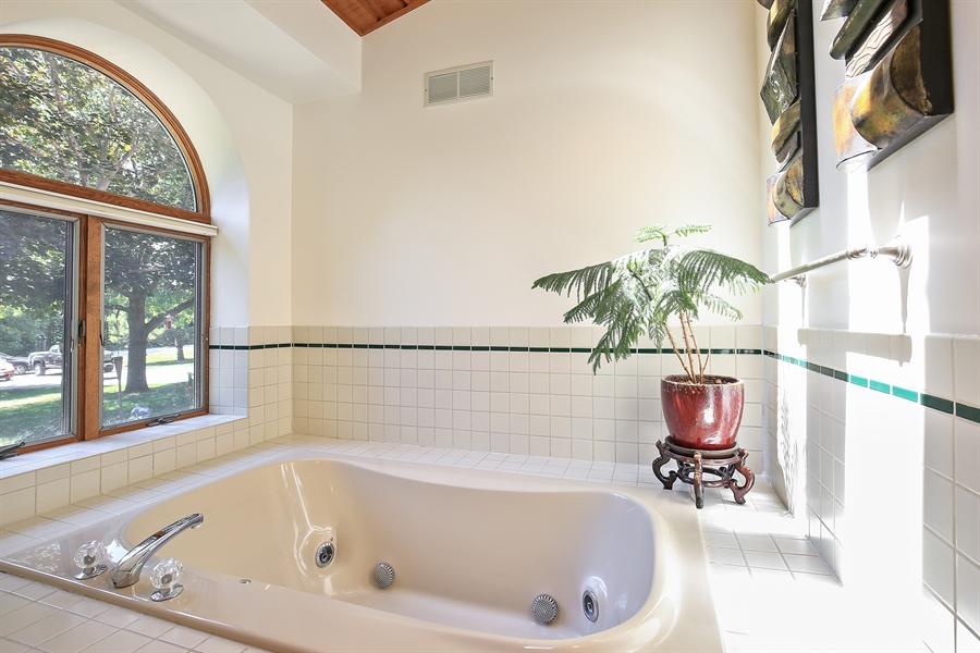 Real Estate Photography - 970 Brave Dr, Somerset, WI, 54025 - Master Bathroom